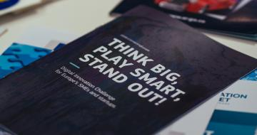 Think Big, Play smart, Stand out